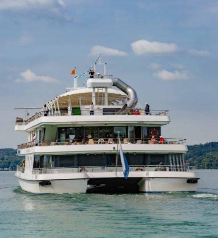 Bayerische Seenschifffahrt Shell GTL Marine Energie Direct
